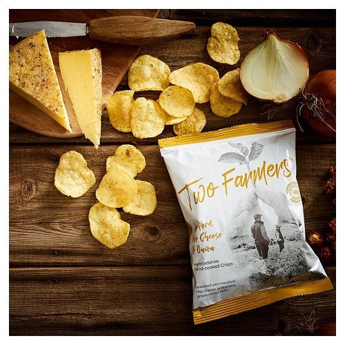 Two Farmers - Cheese and Onion - 40 g